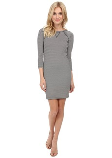 French Connection Licorice Lines Dress 71DIK