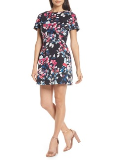 French Connection Linosa Floral Minidress