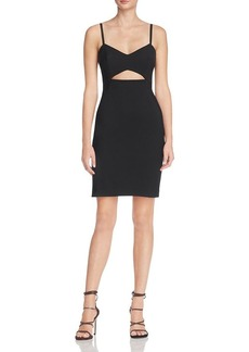 FRENCH CONNECTION Lolo Stretch Cutout Dress