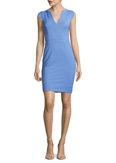 French Connection Lolo Stretch Sheath Dress