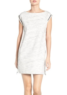 French Connection 'Lula' Zip Stretch Shift Dress