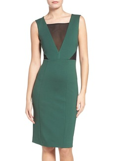 French Connection Lulu Body-Con Dress