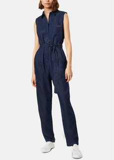 French Connection Maggia Denim Jumpsuit