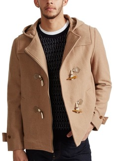 French Connection Marine Melton Duffle Coat