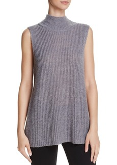 French Connection Mathilde Knits Ribbed Sweater Vest