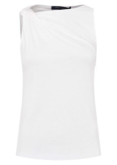 French Connection Mati Drape Jersey Sleeveless Top