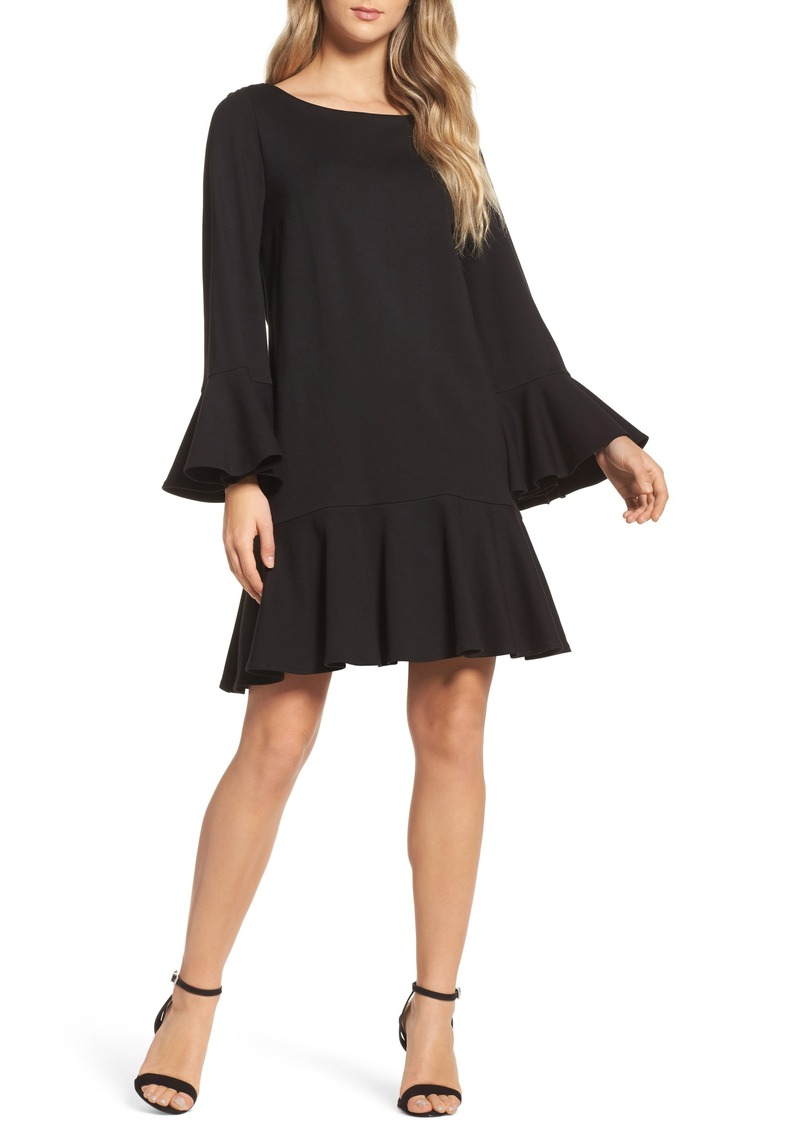 7949fa8c33b French Connection French Connection Matuku Lula Bell Sleeve Dress ...