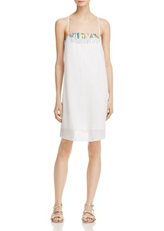 FRENCH CONNECTION Melissa Embroidered Dress