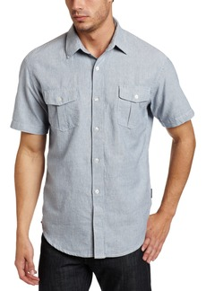 French Connection Men's Abbey Linen Shirt