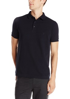 French Connection Men's Ampthill Popcorn Polo