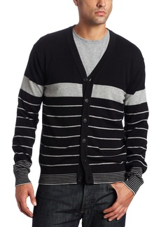 French Connection Men's Auderly Snob Cardigan