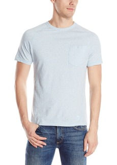 French Connection Men's Ayia Neppy Shirt Sleeve Pocket T-Shirt