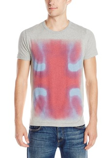 French Connection Men's Blurred Union Jack Tee