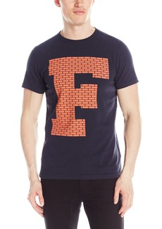 French Connection Men's Brick F Tee