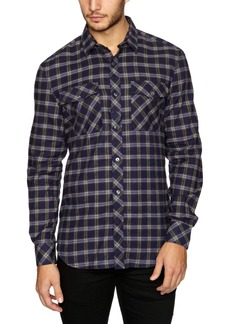 French Connection Men's Capability Check Shirt