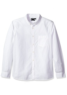 French Connection Men's Classic Printed Shirt  L