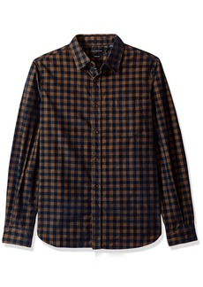 French Connection Men's Corduroy Essentials Shirt  XL