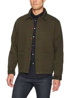 French Connection Men's Cotton Row Jacket  XXL