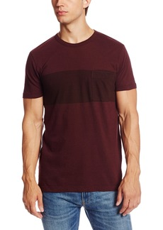 French Connection Men's Engineered Frame Tee