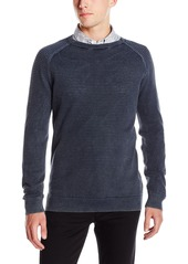 French Connection Men's Enzyme Knit Sweater