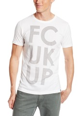 French Connection Men's Fcuk Up Tee