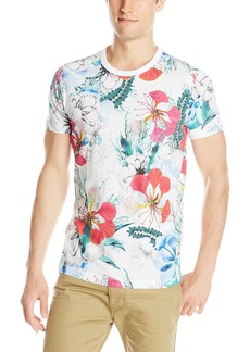 French Connection Men's Floral Reef Tee