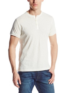 French Connection Men's Henleys New Slub Marlon Tee