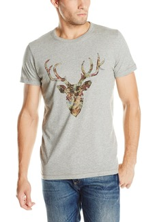 French Connection Men's Hidden Stag Tee