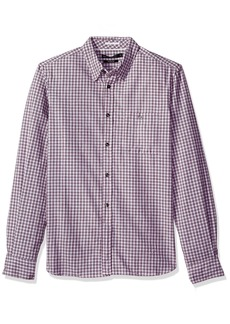 French Connection Men's Hornblendite Grindle Check Shirt  XL