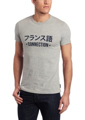 French Connection Men's Japanese Tee