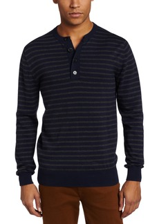 French Connection Men's Mega Byte Bold Auderly Sweater