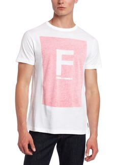 French Connection Men's Morse F Tee