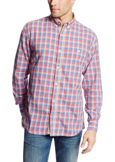 French Connection Men's No Lifeline Woven Shirt