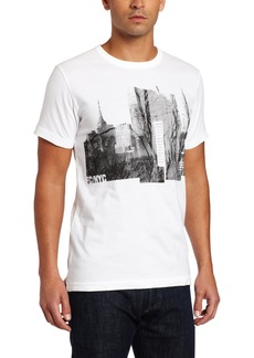 French Connection Men's Nyc Horizon Tee