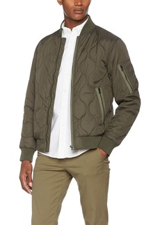 French Connection Men's Onion Quilt Jacket  S