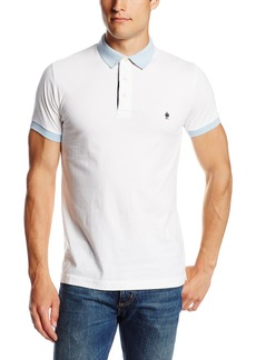 French Connection Men's Photon Jersey Polo
