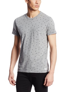 French Connection Men's Polka Heart T-Shirt