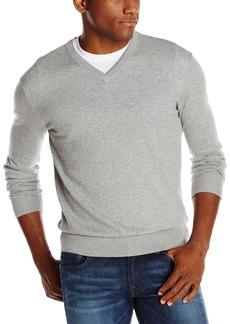 French Connection Men's Portrait Plain V-Neck Sweater