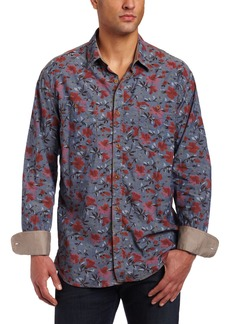 French Connection Men's Quayside Printed  Shirt  S