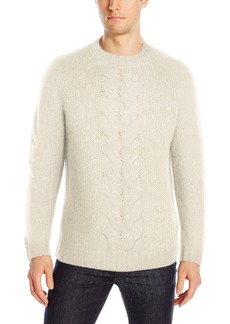 French Connection Men's Ridge Cable Sweater  XXL