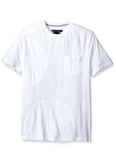 French Connection Men's Short Sleeve Crew Neck T-Shirt  S