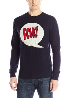 French Connection Men's Shout Crew Neck Sweater