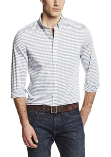 French Connection Men's Staffordshire Rifle Woven Shirt