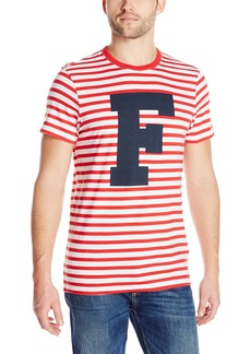 French Connection Men's Stripes F Tee