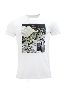 French Connection Men's Techtonic Tee T-Shirt  M