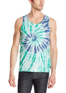 French Connection Men's Tie Dye Highway Tank Top
