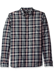 French Connection Men's Twill Check Shirt  XXL