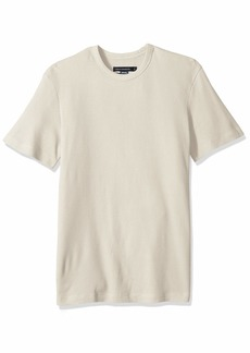 French Connection Men's Waffle Jersey Tee  S