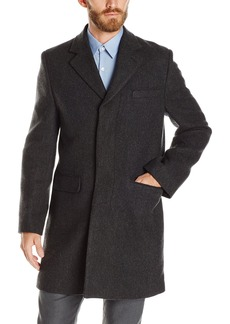 French Connection Men's Winter Wool Top Coat  M