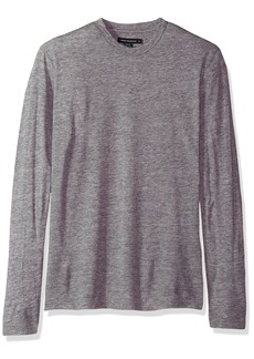 French Connection Men's Wool Jersey Crew  L